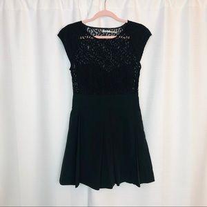 Kimchi Blue Black Lace Dress Size 2